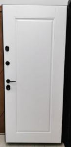 белая панель в классическом стиле П-28 пвх ясень белый стальная линия