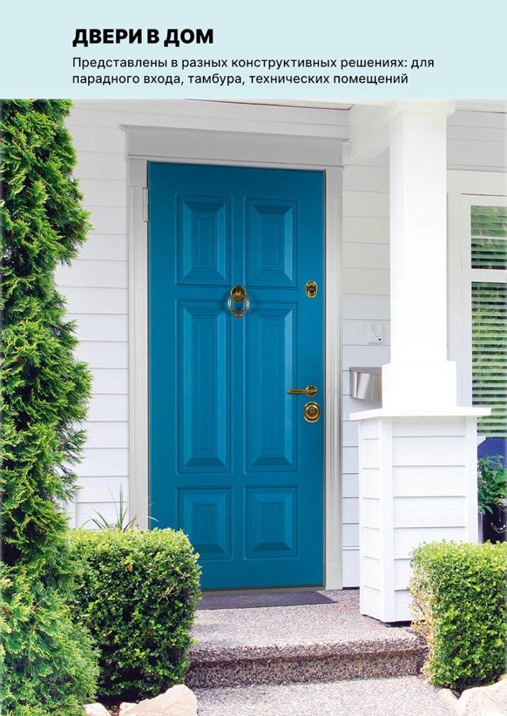 Входные двери для дома в коттедж для улицы стальная линия