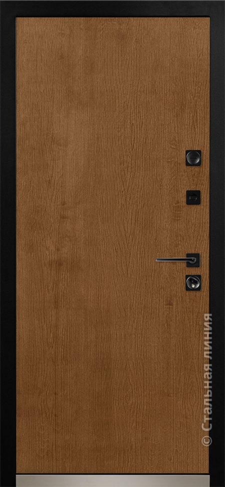каталина мидл входная дверь производства стальная линия отделка Concord Panel Шабо рисунок CL-01