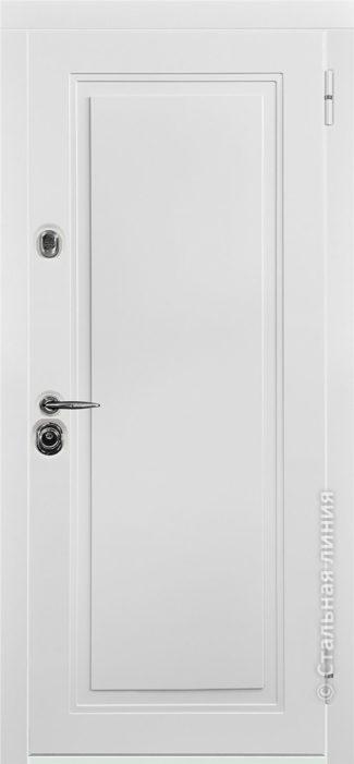 сиэтл лайт входная дверь стальная линия эмаль рисунок П-51