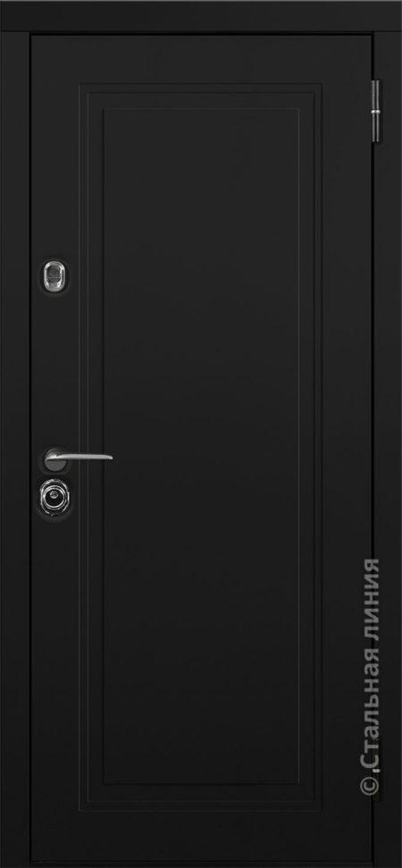 входная дверь сиэтл стальная линия эмаль рисунок П-51