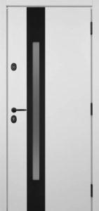 Окно C1-Z стальная линия