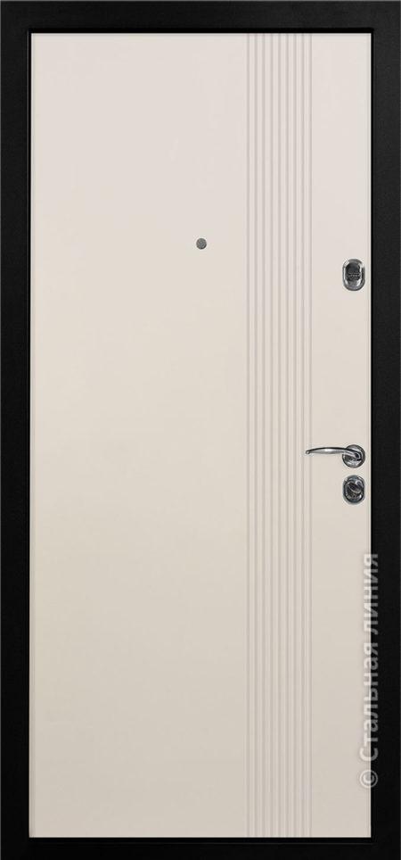 джерси лайт входная дверь стальная линия отделка soft touch белый кашемир рисунок Н-79