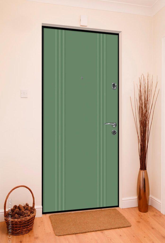 Рисунок Н-63 входные двери стальная линия