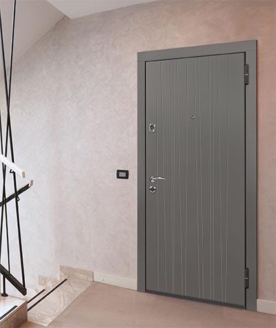 каталог входных дверей стальная линия